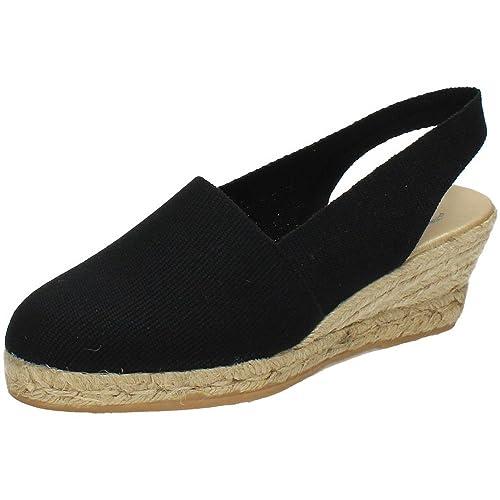 TORRES PELOTARI Alpargata Esparto Mujer Alpargatas: Amazon.es: Zapatos y complementos