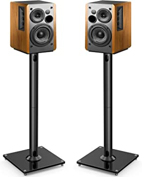 Amazon.com: PERLESMITH Universal Floor Speaker Stands 26 Inch for