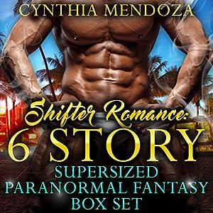 Shifter Romance Audiobook