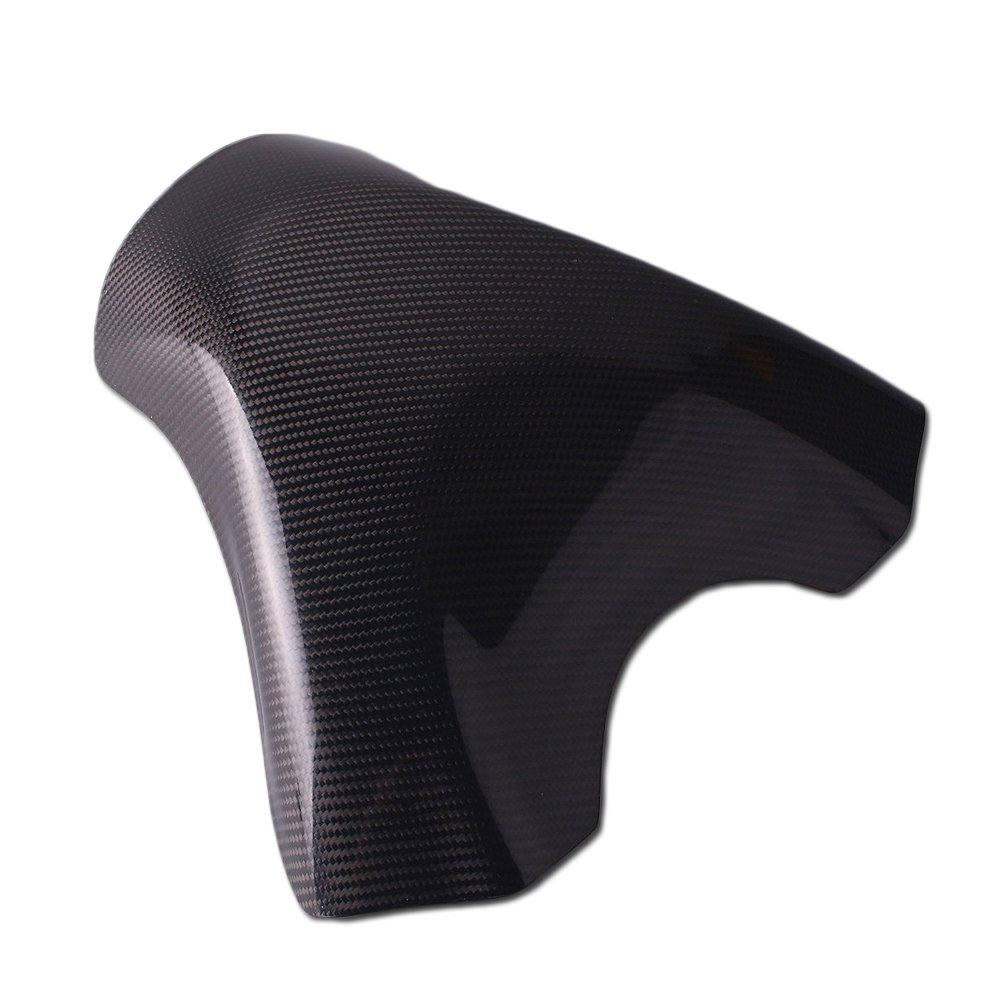 GZYF New Carbon Fiber Fuel Gas Tank Cover Protector for GSXR 600//750 2011 2012 2013 2014