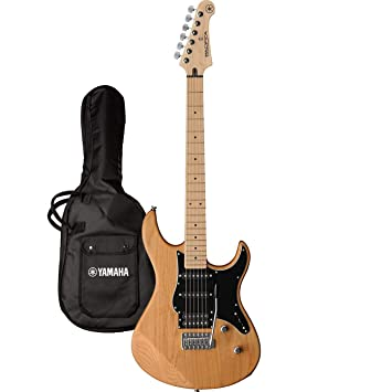 Yamaha PACIFICA112VMX Electric guitar Sólido 6strings Negro, Madera ...