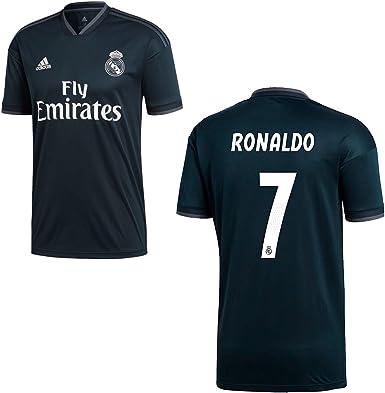 adidas Fútbol Real Madrid CF Away Camiseta 2018 2019 ...