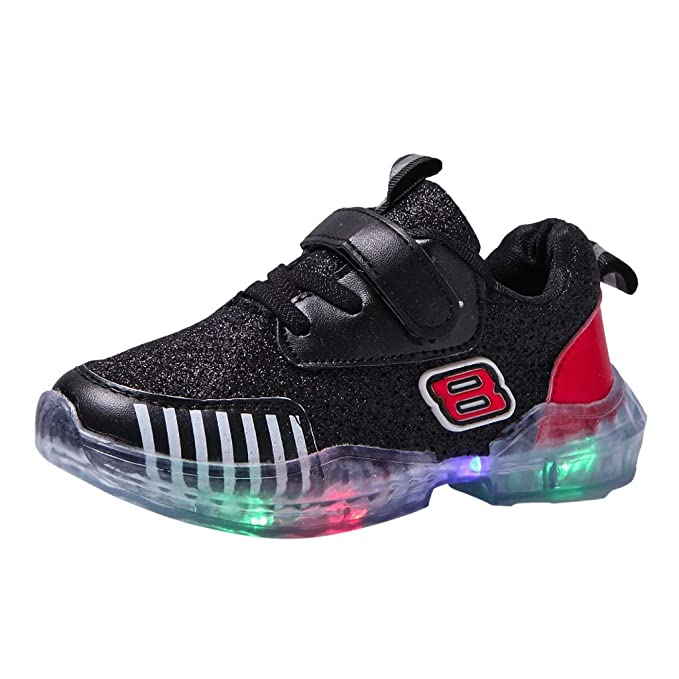Amazon.com: Moonker - Zapatos de tenis para niños y niñas de ...