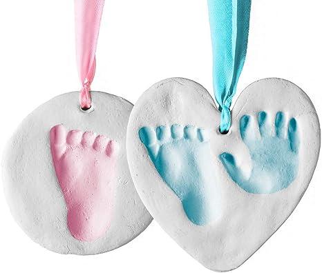 INKLESS HAND /& FOOT PRINT KIT NEWBORN BABY KEEPSAKE UNIQUE XMAS CHRISTMAS NEW!
