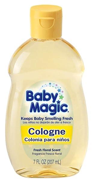 Baby Magic Cologne 7oz Fresh Floral