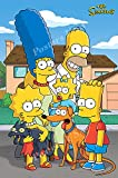 Posters USA The Simpsons TV Series Show Poster GLOSSY FINISH - TVS385 (16' x 24' (41cm x 61cm))