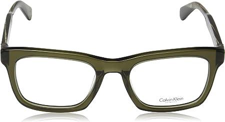 Calvin Klein Brillengestelle Ck7973 306-51-19-140 Monturas de gafas, Verde (Grün), 51.0 para Hombre