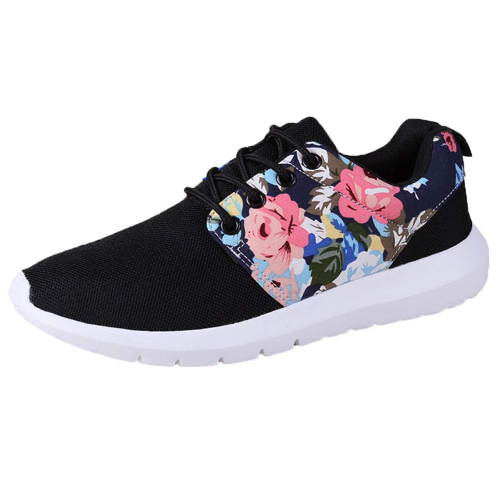NINGSANJIN-Chaussures 13974 Femmes Running Respirant Mesh Casual de Chaussures de Sport B01MSIU87Y Noir adc3035 - conorscully.space
