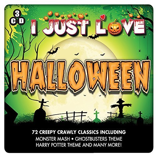 I Just Love Halloween by Various Artists