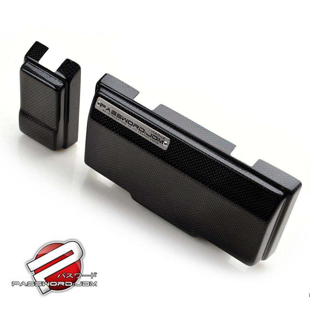 Passwordjdm Dry Carbon Fiber Fuse Box Over Cover 00 09 04 S2000 Automotive