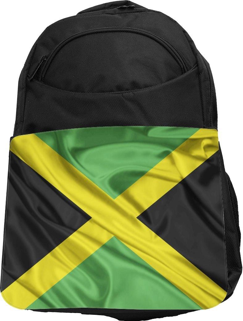 20b75aecbb good Rikki Knight UKBK Jamaica Flag Superstrong BackPack - Padded for  Laptops   Tablets Ideal for