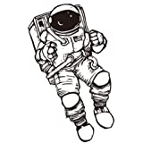 Amazon.com: Cool Awesome Space Astronaut Pen Sketch ...