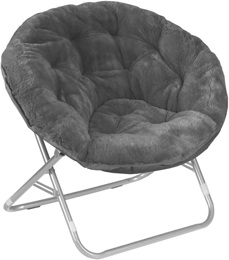 Fur Lounge Chair Faux Fur Metal Base Cozy Comfy Chair For Living Room Or Bedroom Foldable Black Lounge Seat Ebook By Easy Fundeals Amazon Ca Home Kitchen