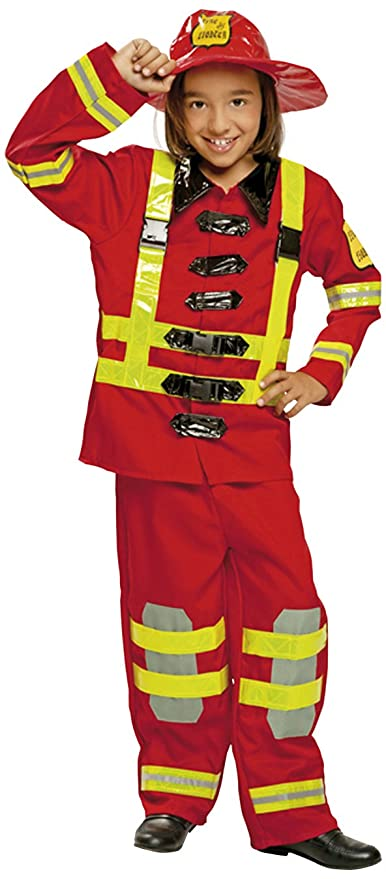 My Other Me Me-200911 Disfraz de bombero 7-9 años Viving Costumes 200911