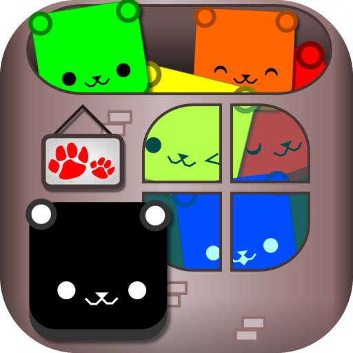 Bejeweled Slide (Black Bearies - A Slide and Merge Puzzle with Colors)