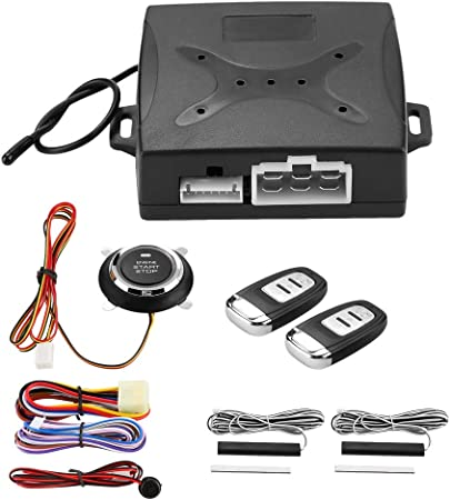 Auto Alarm Sicherheitssystem Universal Auto Alarm Elektronik