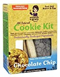 Scratch & Grain Baking Co. - All Natural Cookie Kit Chocolate Chip - 14.1 oz. by Scratch & Grain Baking Co.