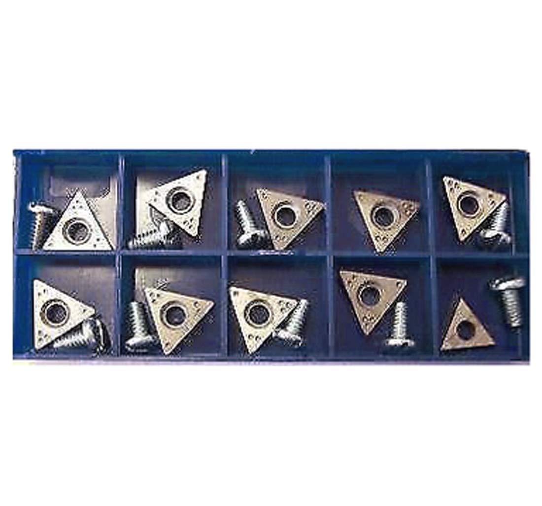 Negative Rake Carbide Brake Lathe Tool Bit Bits Fits Ammco 1000 2002 3000 4100 7000 7500 7700 Hunter BL500 BL505