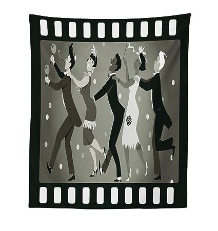 Multicolor KESS InHouse AD1019ACB01 Alisa DrukmanLove//Love//Love Pink Abstract Cutting Board 11.5 x 8.25
