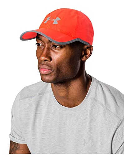 a7bdd585b04 Amazon.com  Under Armour Men s Run Cap