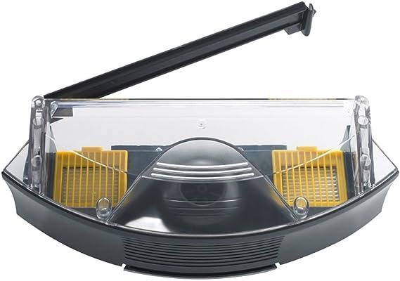 ASP ROBOT Depósito filtros HEPA AEROVAC 2 para Roomba 770 Serie ...
