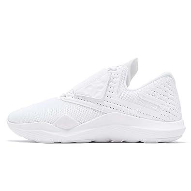 Jordan Nike Herren Relentless Schwarz Mesh/Synthetik Trainingsschuhe