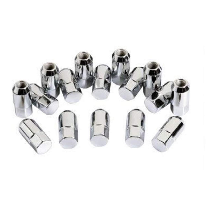 Pure Polaris OEM SAE Lug Nuts for Aluminum Rims. Pack of 16. 2877409