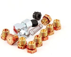 FRYMASTER 826-1139 Natural to Liquid Propane Conversion Kit