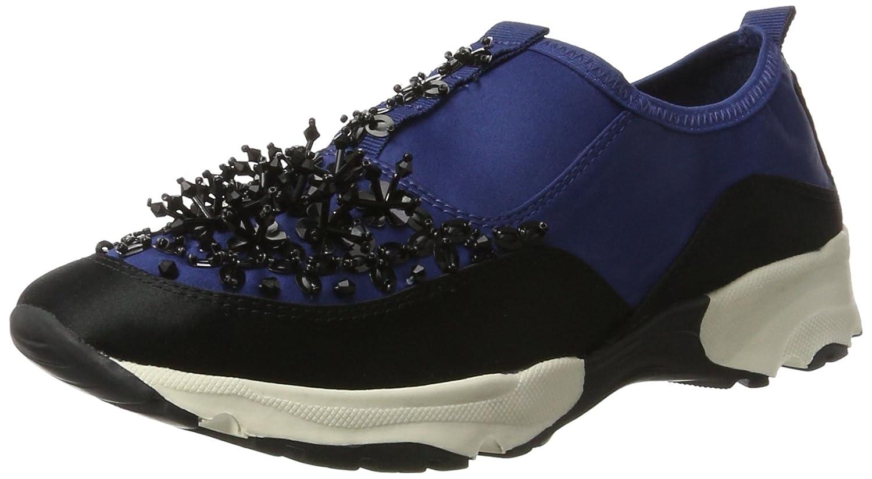 Carvela Lola NP, Zapatillas para Mujer 37 EU|Azul (Blue 80)