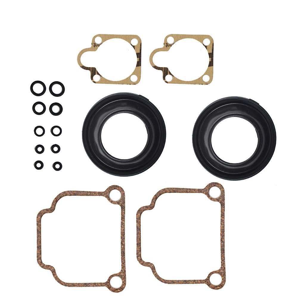 labwork/_part Carburetor Rebuild Kit for BMW Bing CV 32mm Carb Airhead R65 R75 R80 R90 R100