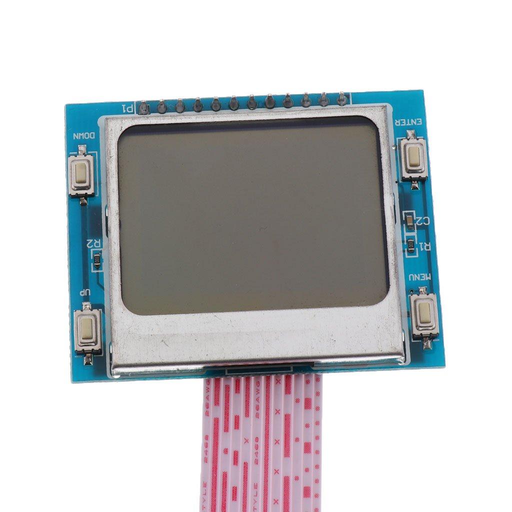 Placa Base Solucionar Problemas Analizador de Prueba Diagnóstico para Laptop PC Portátil: Amazon.es: Electrónica