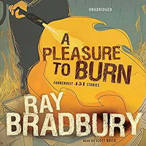 A Pleasure to Burn Audiobook