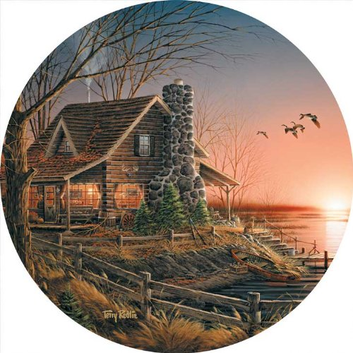 Comforts of Home - Cabin Coasters by Terry -