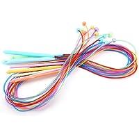 DGTRHTED Crochet Hooks - 12pzas Ganchillo del Juego