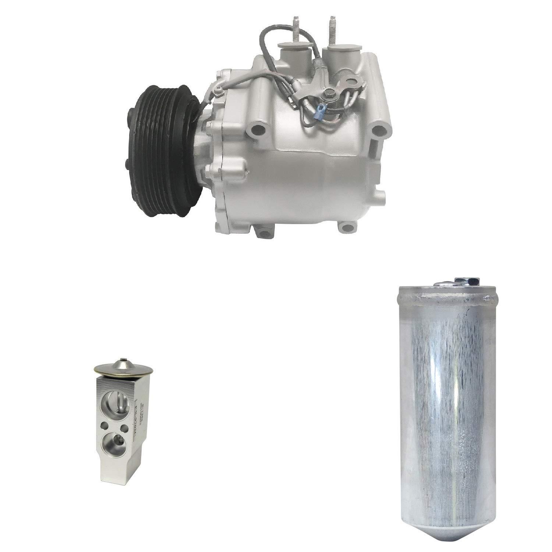 RYC Remanufactured AC Compressor Kit KT A012