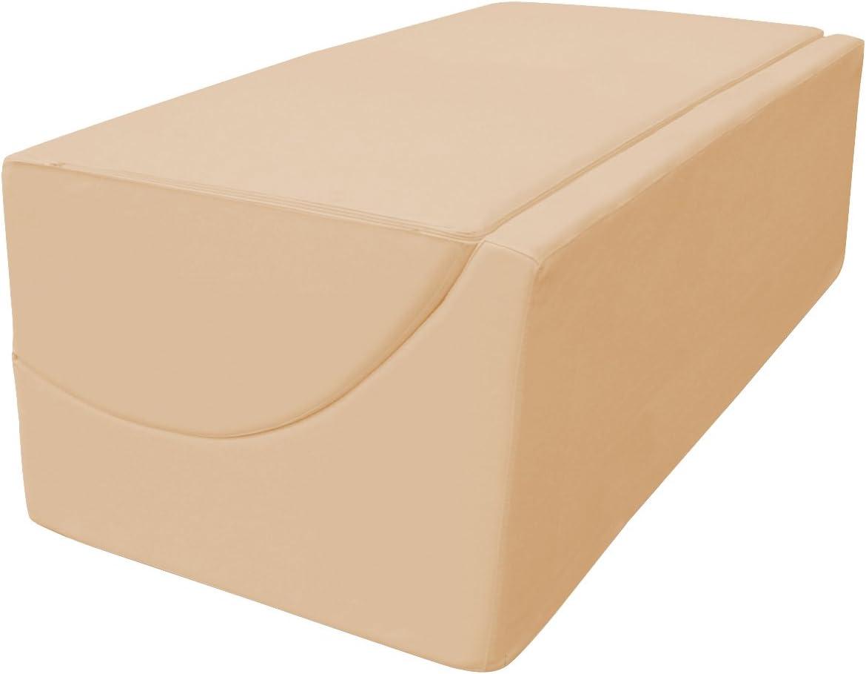 Dim: 100x70x50 h cm Col: Blu Pouff chaise longue trasformabile matrimoniale Mat: Schium Cleo B9 13Casa