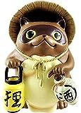 Japanese Tanuki Raccoon Dog Collectible Figurine Bake Danuki Yokai Ghost Being