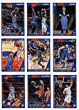 2016-17 Panini NBA Hoops Oklahoma City Thunder Team Set of 9 Cards: Victor Oladipo(#75), Russell Westbrook(#131), Steven Adams(#132), Enes Kanter(#133), Cameron Payne(#135), Ersan Ilyasova(#208), Andre Roberson(#241), Anthony Morrow(#242), Domantas Sabonis(#271)