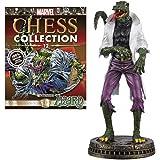 Marvel Chess Figurine Collection Magazine #12 Lizard (Black Pawn)