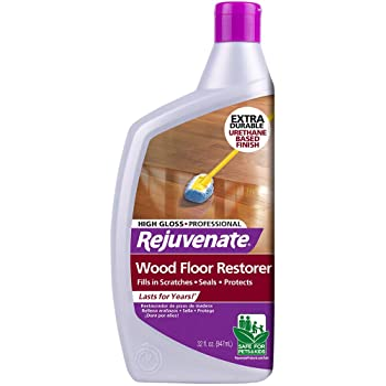 Rejuvenate High-Gloss Laminate Floor Polish