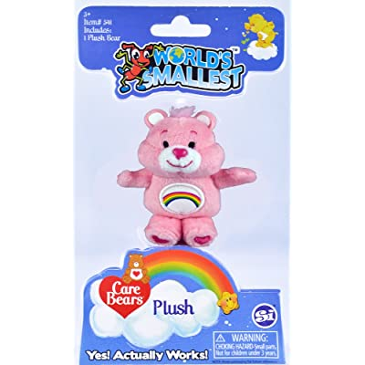 Worlds Smallest Care Bears (Styles May Vary), Multicolor: Worlds Smallest: Toys & Games