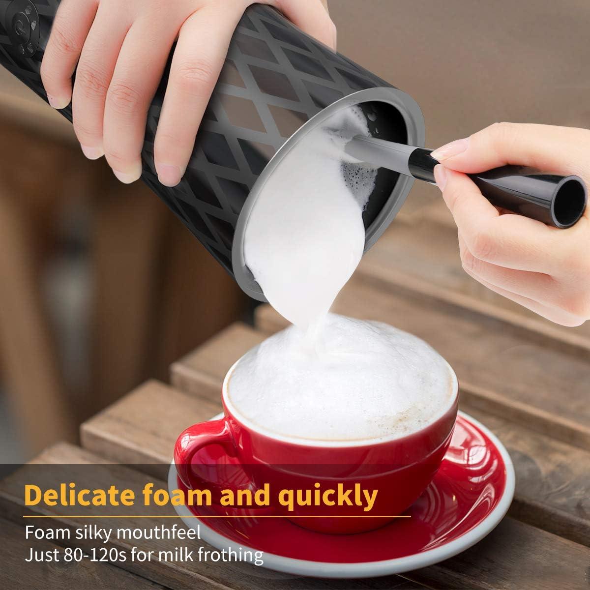 Bodum Mousseur /à lait /électrique chauffant BISTRO 11870-01EURO 550 W