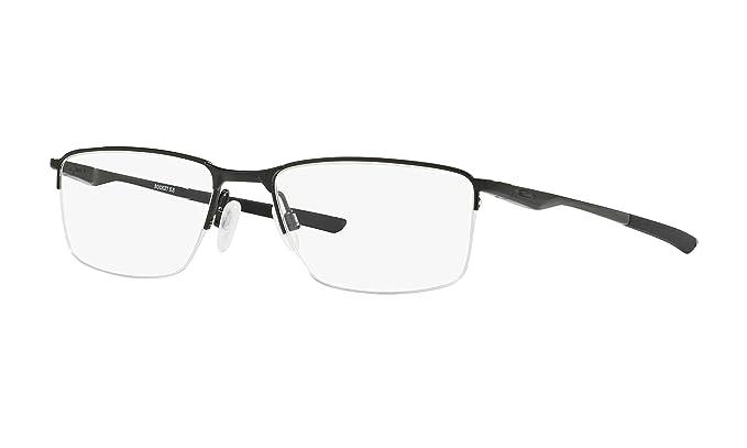 ef61ff813a Oakley Half Rim Rectangular Men s Spectacle Frame - (0OX321832180154 ...