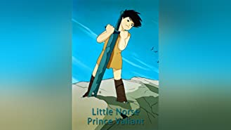 Little Norse Prince Valiant