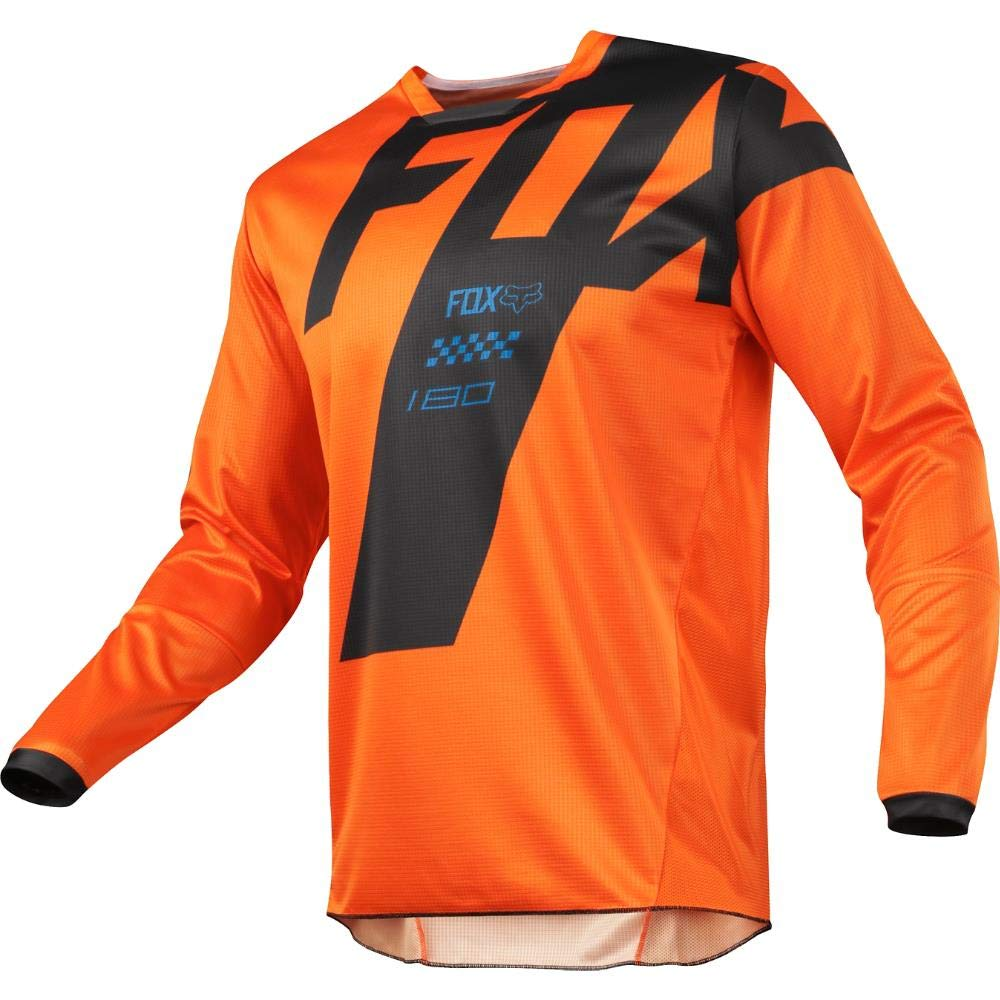 Fox Junior en jersey 180 Mastar Orange Taille YXL FOX HEAD EUROPE 19444-009-YXL