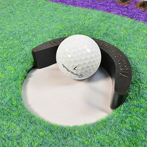 Fanmats NFL Oakland Raiders Nylon Face Putting Green Mat by Fanmats (Image #2)