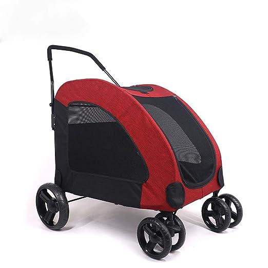 Transportín para Mascotas Trolley Perros De Raza Grande Perro ...