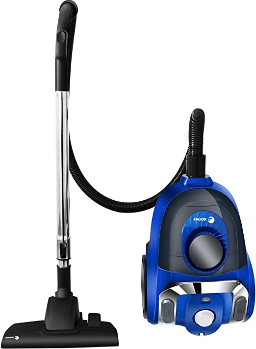 Fagor fg182 aspirador sin bolsa azul 3 L, 800 W: Amazon.es: Hogar