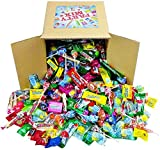 Assorted Candy Party Mix, 6x6x6 Bulk Box (Appx. 4 Lbs): Fire Balls, Airheads, Jawbusters, Laffy Taffys, Tootsie Rolls and Much More of Your Favorite Candy! Reviews