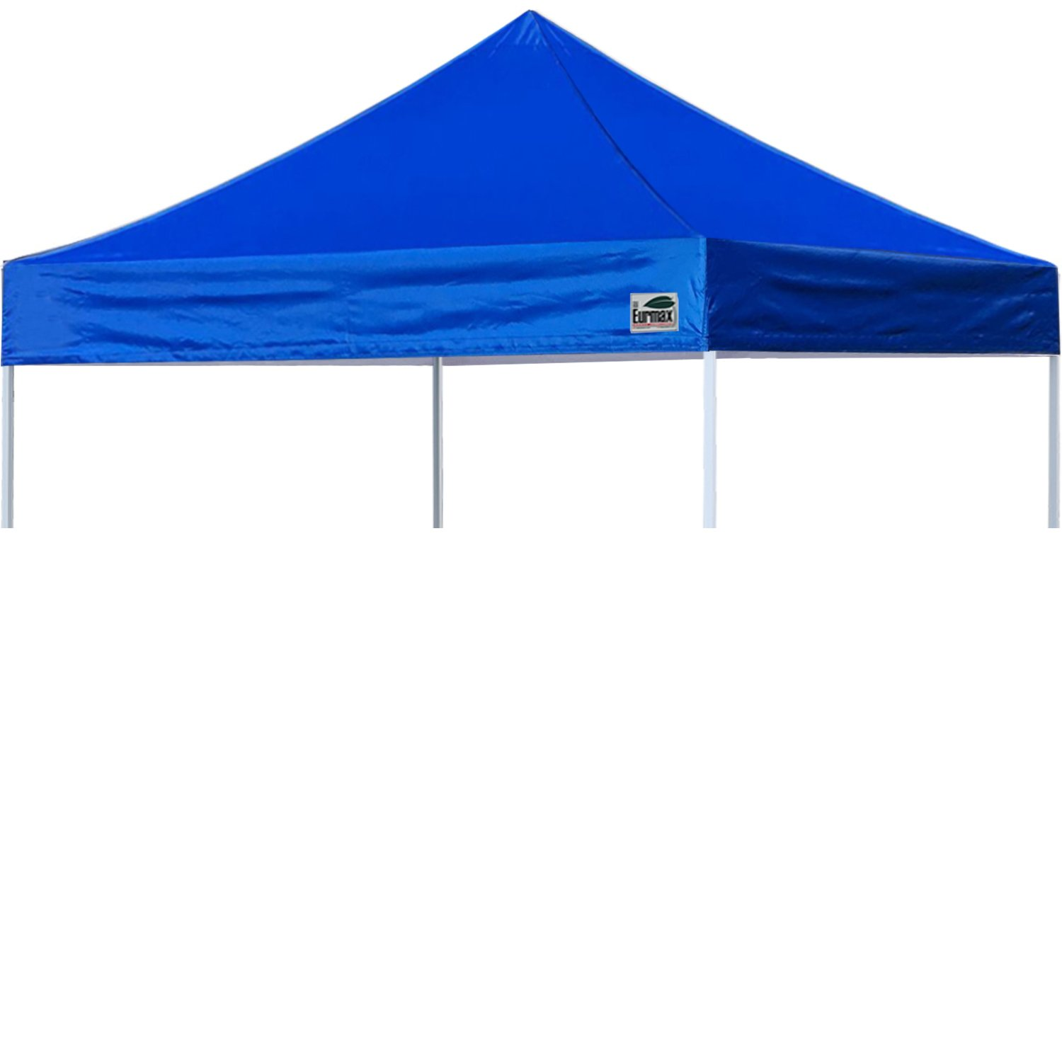 Eurmax New Pop up 10x10 Replacement Instant Ez Canopy Top Cover Choose 15 Colors (Blue)
